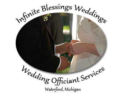 Infinite Blessings Weddings - Life Celebrations in Southeast Michigan